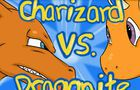 Charizard VS Dragonite