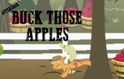 "AJ's ""Buck Those Apples"""