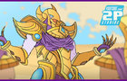 Lol Anime - Who Fed Azir?