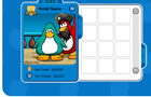 Club Penguin Player Card