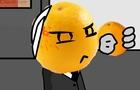 Short : Orange 2
