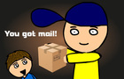 You got mail!