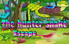 The hunter Snake Escape-x