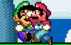 Mario does Parkour