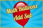Math Balloons Addition Su