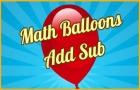 Math Balloons Addition Su