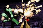 Reptile vs. Kung Lao
