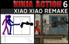 Ninja Action6-Xiao Remake by dex00