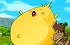 Happy Fat Chicken