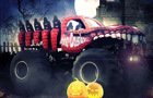 Monster Truck Halloween H