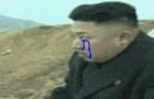 Kim's spooky surprise