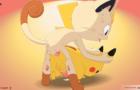 Pikachu M - Meowth M