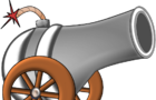 Cannon Launcher