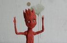 Dancing Groot 2