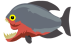Super Piranha Banzai
