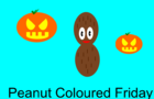 Peanut Coloured Friday