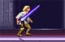 Luke vs Vader