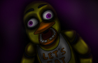Drawing Chica (Five Night
