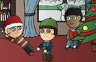 Steve Shorts - Christmas