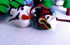 Angry Birds Snow battle