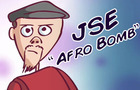 JSE animated - Afro bomb