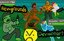 Newgrounds vs Deviantart