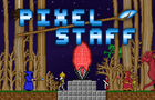 Pixel Staff by homeworldarts