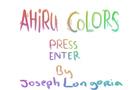 Ahiru Colors