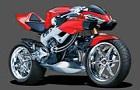 Honda Racing Motorcycle