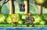 Link V.S Spongebob