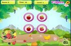 Fresh Fruits Memory Game