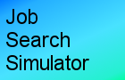 Job Search Simulator