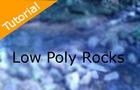 Low Poly Rocks