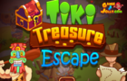 Tiki Treasure Escape