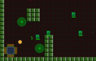 Grid 1024 - A simple TD