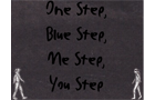 One Step, Blue Step