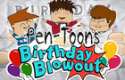 PenToons Birthday Blowout