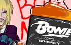 David Bowie Whiskey-Vinny