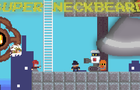 Super Neckbeard by TheTophatDemon