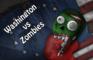 G. Washington vs Zombies
