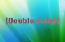 [Double Jump]