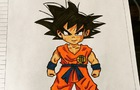 Kid Goku Dragon Ball Z