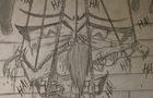 Revenge Scene Sketch Time