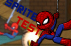 Spiderman Sprite Test