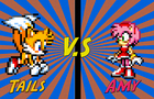 Tails vs. Amy - [Part 1/2