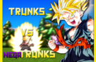 Trunks vs Nega Trunks