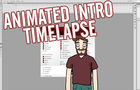 Animated Intro Timelapse