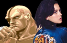 Sagat vs Katy Perry