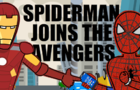 Spiderman Joins The Aveng