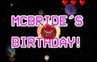 McBride´s Birthday